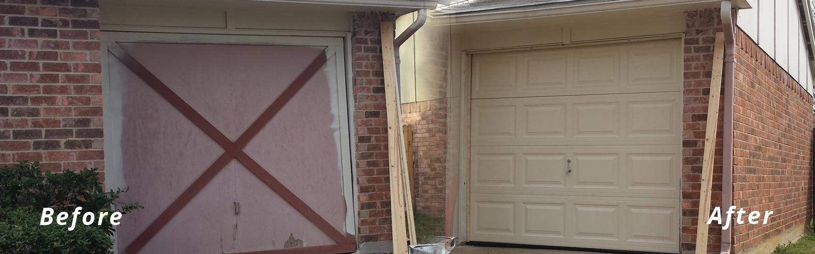B & W Garage Doors   Fort Worth TX Garage Door Sales & Service   817-235-3263