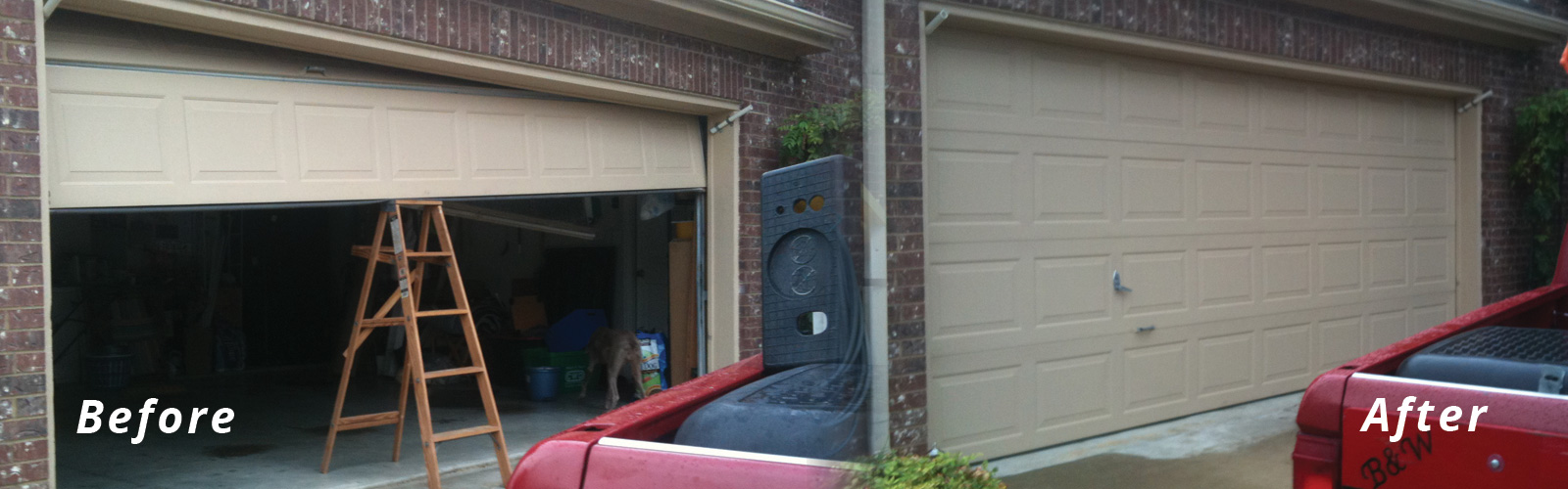 Attrayant ... B U0026 W Garage Doors | Fort Worth TX Garage Door Sales U0026 Service | 817 ...